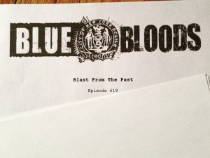 chandra guest stars on Blue Bloods